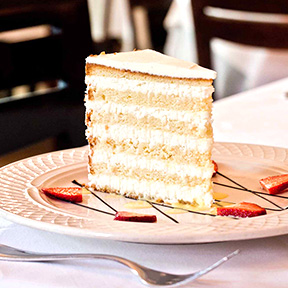 The Legendary 12 Layer Ultimate Coconut Cake